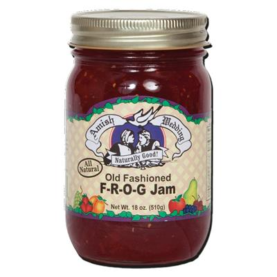 Old Fashioned Frog Jam