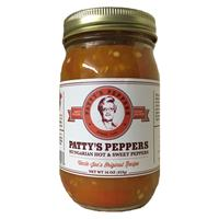 16 oz. Patty's Hungarian Peppers Uncle Joe's Original Recipe