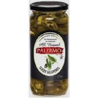 17 oz. Palermo Sliced Jalapeños
