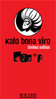 1.1 lbs. Kafo Bona Viro Yirga Ground Coffee