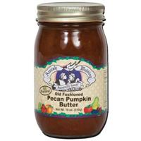 18 oz. Amish Wedding Foods Pecan Pumpkin Butter