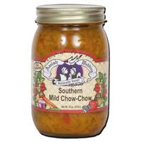 16 oz. Amish Wedding Foods Southern Mild Chow Chow
