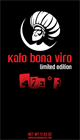 1.1 lbs. Kafo Bona Viro 473˚F Ground Coffee