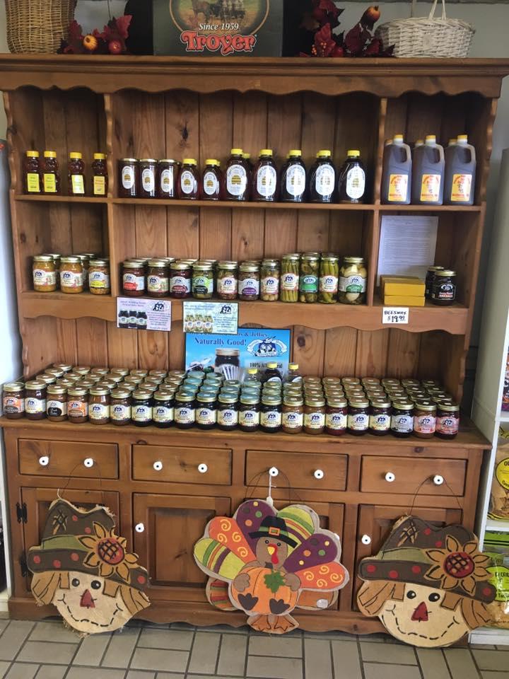 Gourmet Foods & Local Honey