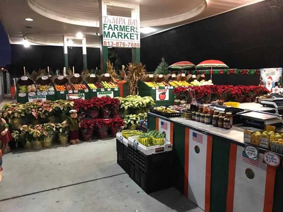 Farm Fresh Fruits & Vegetables